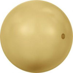 5810 MM 5,0 CRYSTAL GOLD.PRL