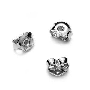 Silver back stopper - BAR 2 4,5 mm