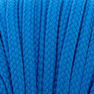JEWELRY CORD 4 mm Blue