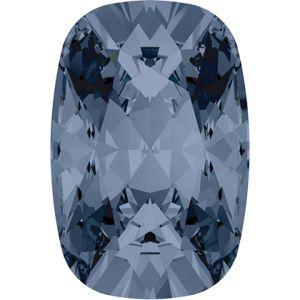 4568 MM 14,0X 10,0 DENIM BLUE F, Cushion Fancy Stone
