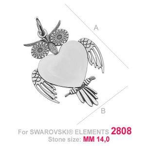 LK-0432 - Big owl - 2808 MM 14