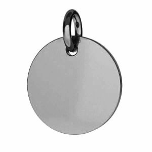 Round charm - BL 1 - 10 MM / 0,50