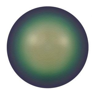 5810 MM 4,0 CRYSTAL SCARABAEUS GREEN PRL