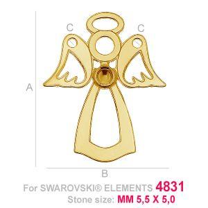 LK-0520 - Angel (4831 MM 5,5x5,0)