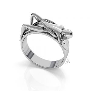 Lovers ring - ODL-00104