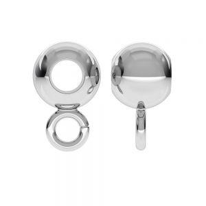 CON 1 P2L 6,0 F:3,2 - Bola, plata 925