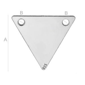 Triangle pendant - LK-0581