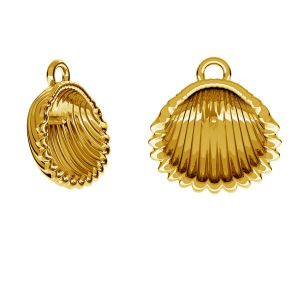 Shell charm (5818 MM 6) - ODL-00127