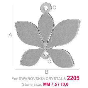 Leaf connector (2205) - LK-0 C