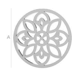 Round decorative pendant, LK-0 H - 0,50