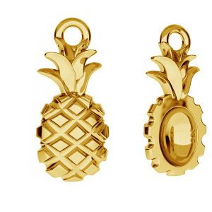 Pineapple charms - ODL-00150