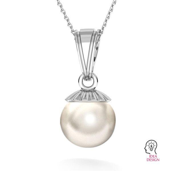 Perlas colgante (5818 MM 10) - ODL-00237