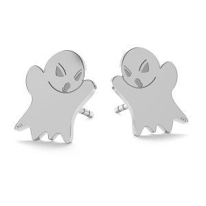 Fantasma halloween colgante, LK-1015 - 0,50