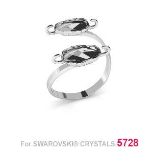 Doble anillo Rivoli 8mm S-RING 015 (5728 MM 12)
