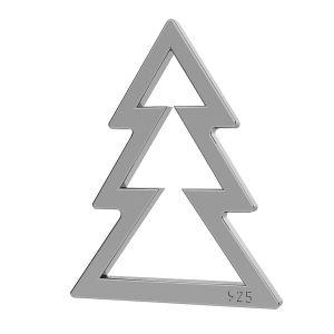 Arbol de Navidad colgante LK-1050 - 0,50