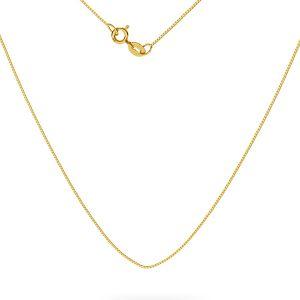 Cadena de oro cubo, SG-KV 012 4L AU 585