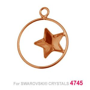 Star 10mm Swarovski base SKSV 4745 MM 10 CON1 KCL 0,9x2,0