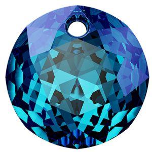 Classic Cut Pendant, Swarovski Crystals, 6430 MM 8,0 CRYSTAL BERMBL P