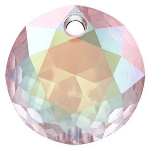 Classic Cut Pendant, Swarovski Crystals, 6430 MM 14,0 CRYSTAL AB