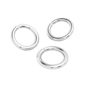 KC-0,80x4,25 - anillas, plata 925