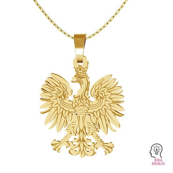 Trébol colgante oro 14K LKZ-00471 - 0,30