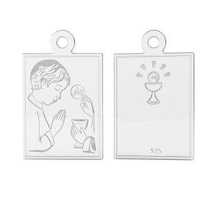 Nuestro medallón, plata 925, LK-1489 - 0,50