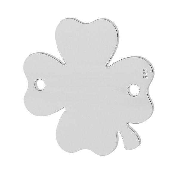 Trébol colgante plata 925, LKM-2019