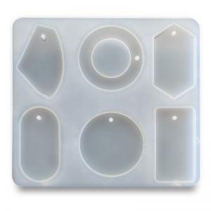 BAR PVC 3, Tapones de pendiente de silicona