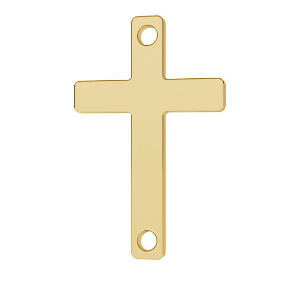 Crucifijo colgante oro 14K LKZ-01570 - 0,30