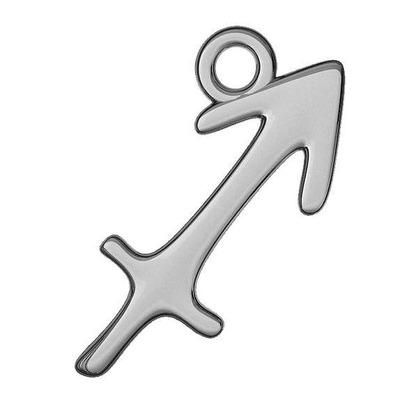 Colgante Sagitario zodíaco, plata 925, ODL-00533