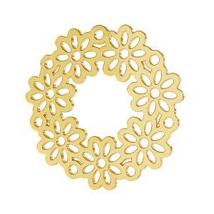 Ronda flor colgante, LKM-2179 - 0,50