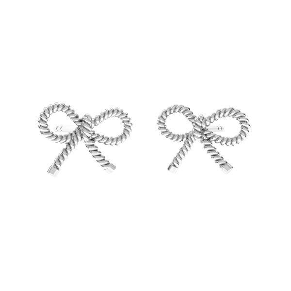 Tachuelas arco*plata 925*ODL-00676 KLS 7,8x10,8 mm