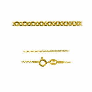 Cadena de oro 585 14K*A 030 40-60 cm