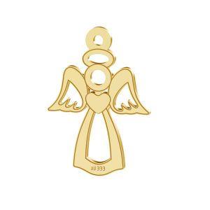 Ángel colgante*oro 333*LKZ8K-30016 - 0,30 13x18,5 mm