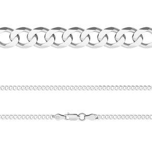 Curb chain 0,5 cm - PD 140 6L (50-60 cm)