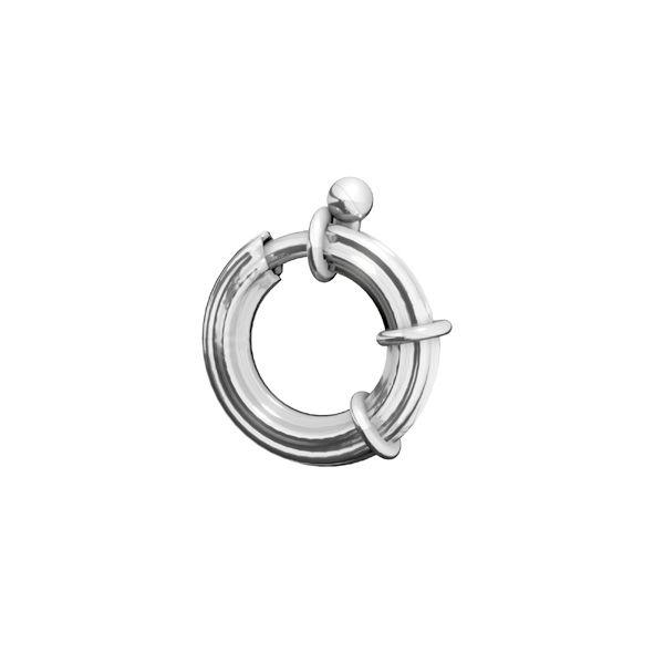 Reasa marinera, plata 925, AM 3x13,5 mm