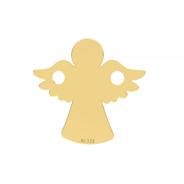 Ángel colgante*oro 333*LKZ8K-30095 - 0,30 13x13 mm