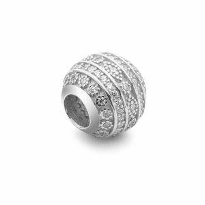 Atrapasueños redondas colgante*plata 925*BDS-00008 9,5x10,5 mm
