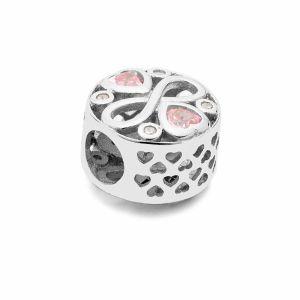 Atrapasueños redondas colgante*plata 925*BDS-00011 11x11,5 mm