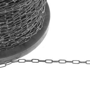 Cadena sin pulir a metro de ancla*plata 925*AFLK 1,00 3,9x8,6 mm